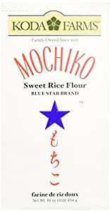Amazon.com : Mochiko Sweet Rice Flour (Pack of 3
