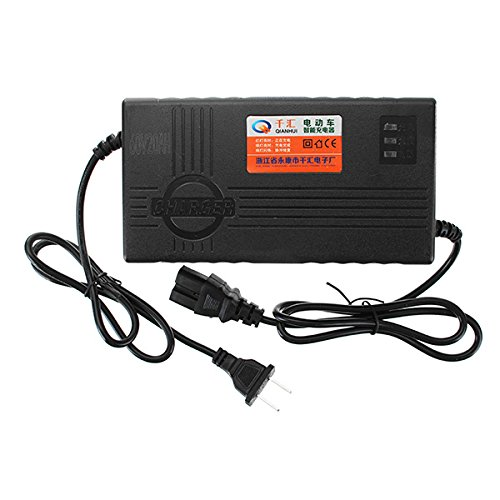 - 60V 20AH Battery Charger For Scooters Electric Bikes E-bike