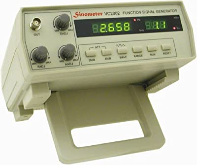 Sinometer OEM Victor 2MHz Function Generator, VC2002 with high stability and accuracy