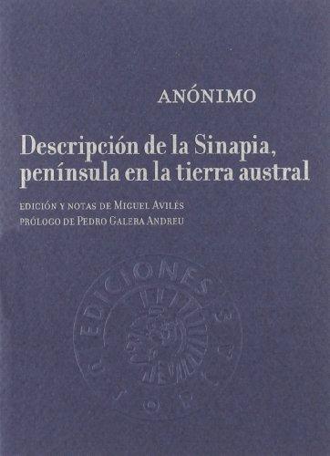 Descripcion De La Sinapia Peninsu (Utopías)