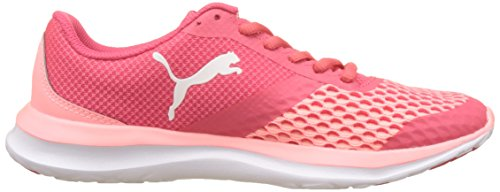 Flex White Adulte Mixte T1 Pink Puma puma Soft Rose Sneakers Fluo paradise Basses Reveal Peach dqCxYw7