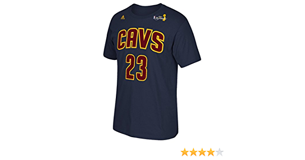 adidas Lebron James Cleveland Cavaliers 2016 NBA Finals Men s – Camiseta