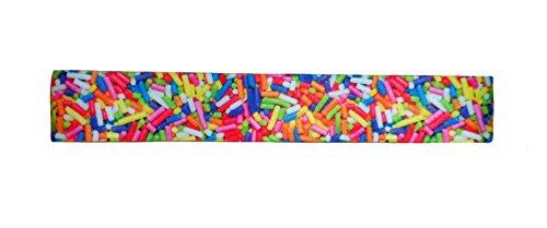 - Candy Bandz Elastic Print Headband (Sprinkles)