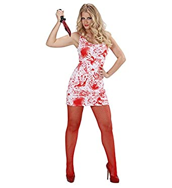 Sofias Closet Womens Fancy Dress Halloween Bloody Mary Carrie ...