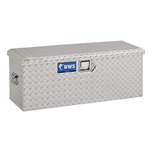 Box Atv Aluminum Storage - UWS EC20001 32-Inch Aluminum Black ATV Storage Box