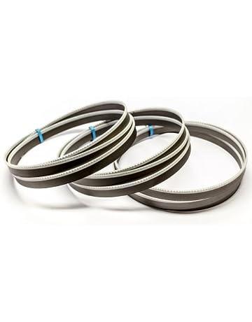 3 x M42 HSS bimetal cinta de sierra 2480 x 27 x 0,9 mm