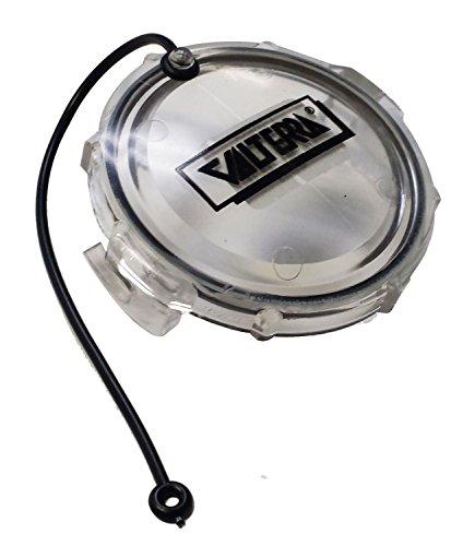 Valterra 1216.1121 T1020CLR Waste Valve Cap