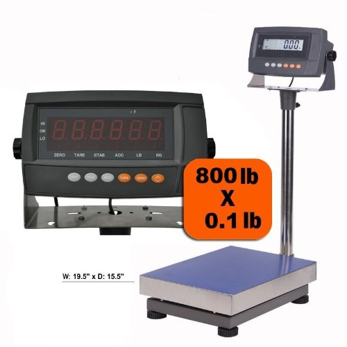DigiWeigh Shipping Scale (DWP-800) by DigiWeigh