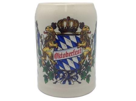 Stuttgart Beer - Beer Stein Oktoberfest .5 Liter