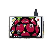 Elecrow 3.5 Inch 480x320 Touch Screen Display TFT Monitor LCD Touchscreen Kit for Raspberry Pi B+/2B Raspberry Pi 3B