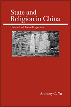 On State and Religion in China