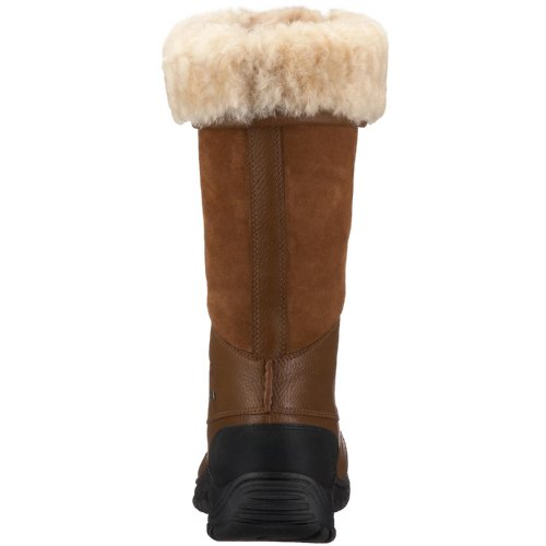 UGG Women's Adirondack Tall Snow Boot, Otter, 9.5 M US by UGG (Image #2)