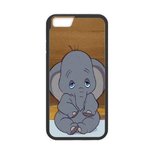 Dumbo 006 coque iPhone 6 Plus 5.5 Inch Housse téléphone Noir de couverture de cas coque EOKXLLNCD18297