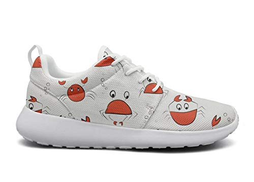 Running Shoes Sea Sports Shoes lsawdas Women Cartoon Animal Lovely Crab Crab Lovely qIwUO8
