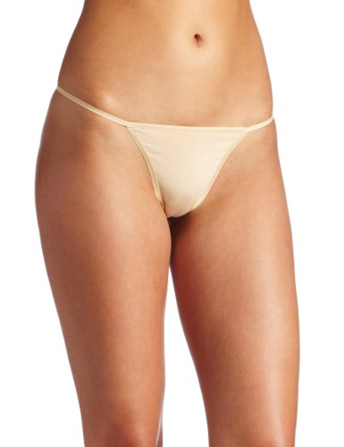 Cosabella Women's Talco g-string Panty, Sand, One Size