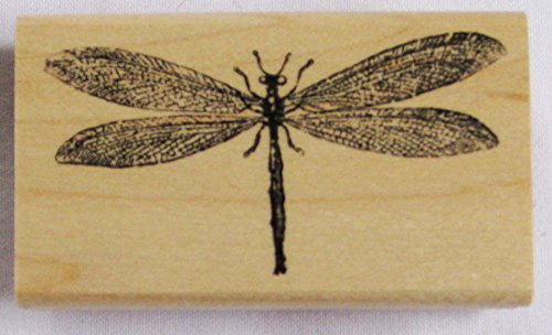 Nature's Blessings Fine Art Stamps, Small Dragonfly
