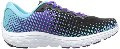 Blue PureFlow Multicolor Fish Shoes Running 5 Electric Black Women's Training Purple Brooks Zfy5qwR0c
