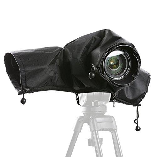 Picozon Professional Rain Cover Protector for Large Canon Nikon DSLR Cameras etc