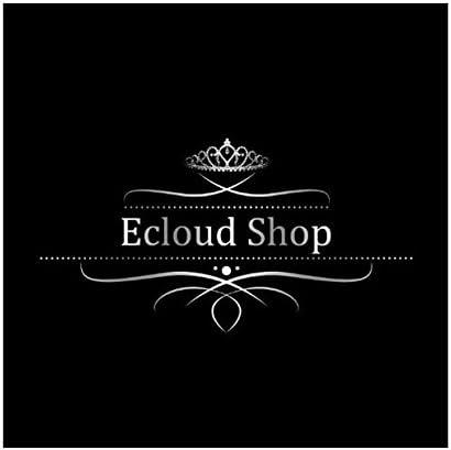 Ecloud Shop/® Flexible Produits pour b/éb/é Wrap Sling Noir