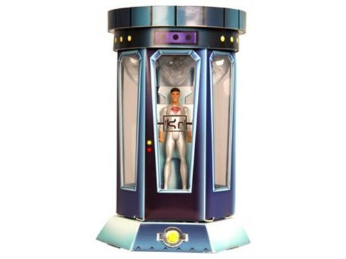Mattel DC Universe Classics Young Justice SDCC 2011 San Diego ComicCon Exclusive 6 Inch Action Figure Superboy in Cloning Chamber Toys -