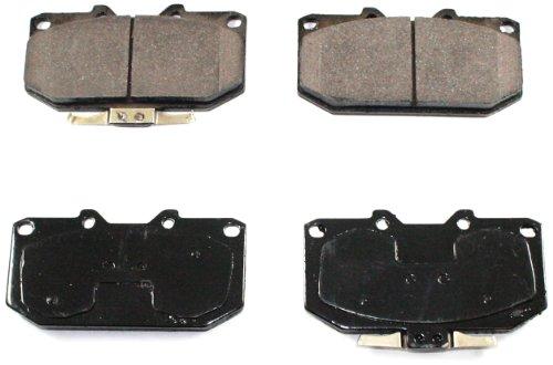 DuraGo BP647 C Front Ceramic Brake Pad
