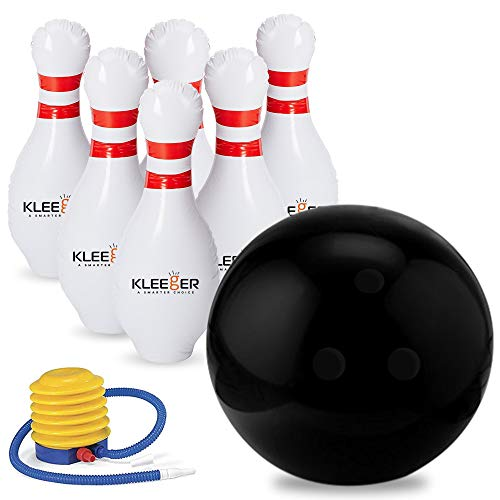 Kleeger Giant Inflatable Bowling