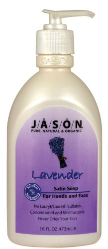 Jason Soap Satin Lavender (Jason Natural Lavender Satin)
