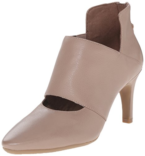 Aerosoles Taupe Pump Aerosoles Dress Explosive Womens Leather Womens H6ZvxY5