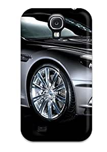 Hot Tpu Cover Case For Galaxy/ S4 Case Cover Skin - Aston Martin Db5 14