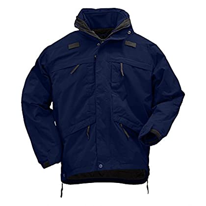 Image of 5.11 5.1100000000000003 Taa 3 in 1 Jacket Dark Navy, X-Small Personal Defense Equipment