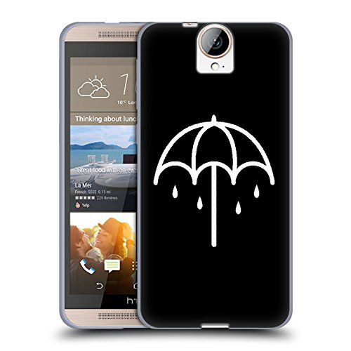 Official Bring Me The Horizon Umbrella Key Art Soft Gel Case for HTC One E9+ / E9 plus