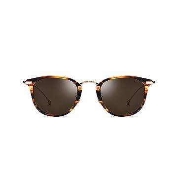 BESTSOON Protección UV de Estilo clásico Gafas Unisex Gafas ...