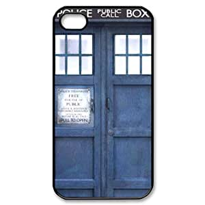 JJZU(R) Design New Fashion Cover Case with Doctor Who for Iphone 4,4S - JJZU931059