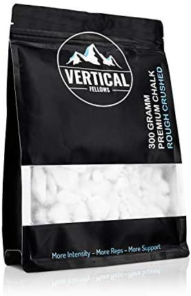 VERTICAL FELLOWS Chalk 300g Kletterkreide, Kletter Kreide, Magnesia zum Klettern, Bouldern