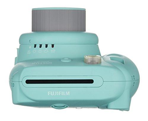 41-arZcxa5L buy the best video games- Fujifilm Instax Mini 8+ (Mint) Instant Film Camera + Self Shot Mirror for Selfie Use - International Version (No Warranty)