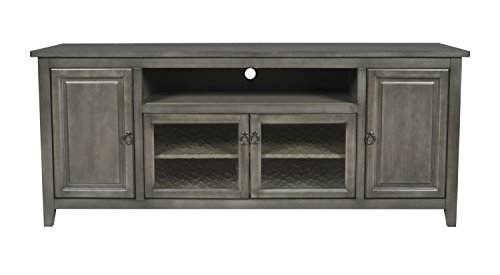 New Classic Stewart 72'' Gray End Unit by New Classic
