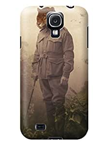 LarryToliver Creative Funny Picture of Customizable Creative Collage Arts pictures Snap on samsung Galaxy s4 Case Best Cover #2