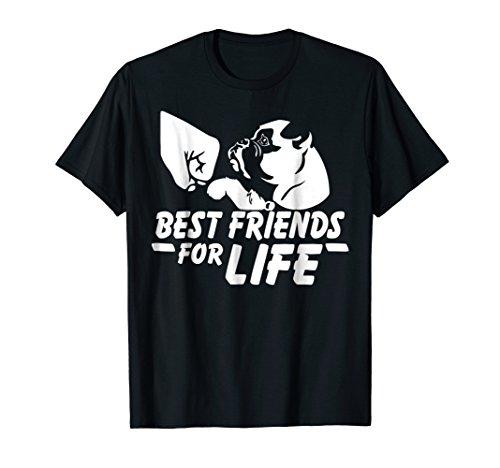 Best Friend Boxer - Boxer Best Friends For Life T Shirt Gift