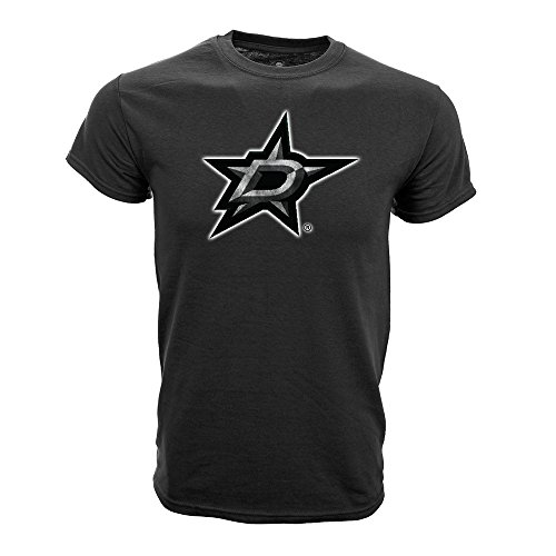 NHL Dallas Stars Lightspeed Youth Tee -  Tyler Seguin,Black,Youth Medium