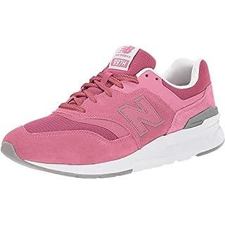 New Balance Men's 997H V1 Sneaker, Mineral Rose/White, 9.5 D US