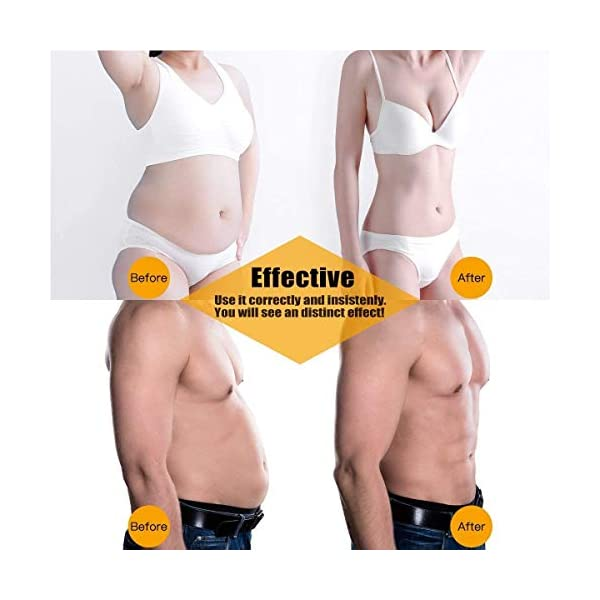 Electrostimulateur Musculaire,Ceinture Abdominale Electrostimulation,Stimulateur musculaire Femme Homme Entraînement…