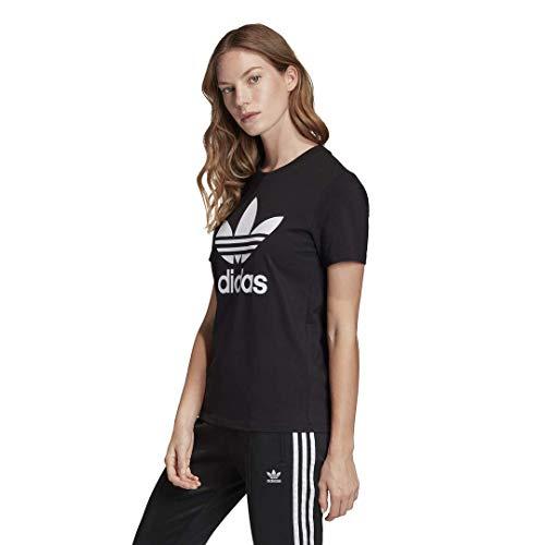 adidas Originals womens Trefoil T-Shirt 4