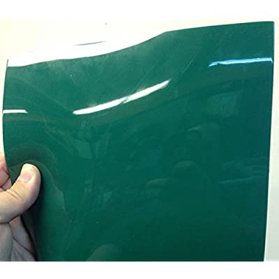Pack of 6 Strips X 90 in. Green Opaque Strip height width thickness: 0.08 in. 8 in Door Replacement Strips 7 ft 6 in. Strip-Curtains.com: Vinyl Strips