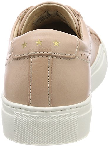 Pantofola dOro Napoli Donne Low, Sneaker Donna Pink (Nude)