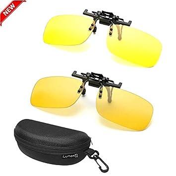 Amazon.com: iLumen8 - Gafas de seguridad para conducción ...