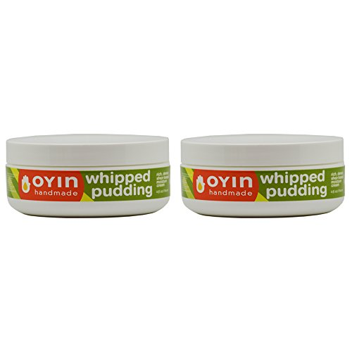 Oyin Handmade Whipped Pudding Moisture Cream 4oz Pack of 2