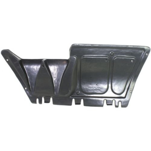 MAPM Center Car & Truck Splash Guards & Mud Flaps Plastic Engine under cover VW1228100 FOR 1998-2010 Volkswagen Golf ()