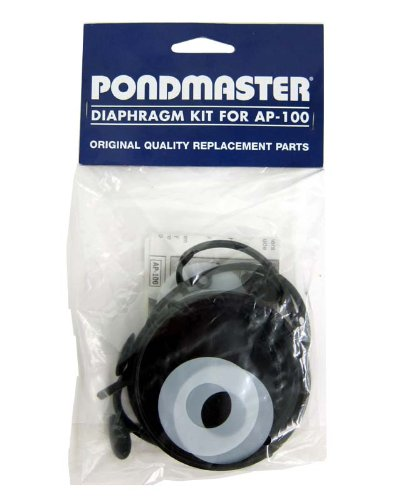 Pondmaster Replacement Diaphragm Kit for AP-100