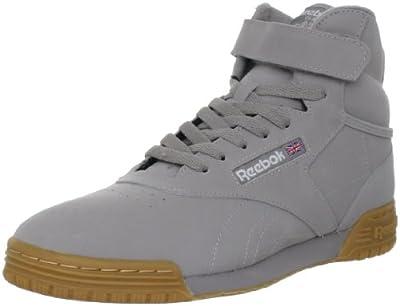 Reebok Men's Exofit Hi Clean Logo Sneaker by Reebok