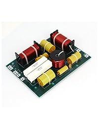 2 x 180 W 3 Vías Crossover filtros de frecuencia Divisor